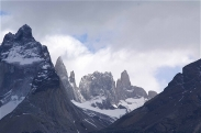 Torres del Paine, Chile, by Mr & Mrs Paren