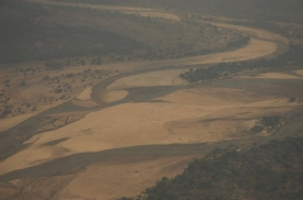 Luangwa Valley by Air