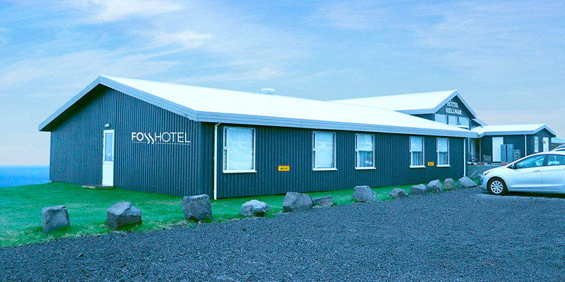 Fosshotel Hellnar, Snaefellsnes Peninsula, Iceland
