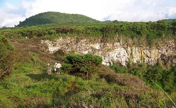 Los Gemelos (Twin Craters)