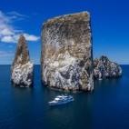 Beluga, Kicker Rock, Galapagos Islands