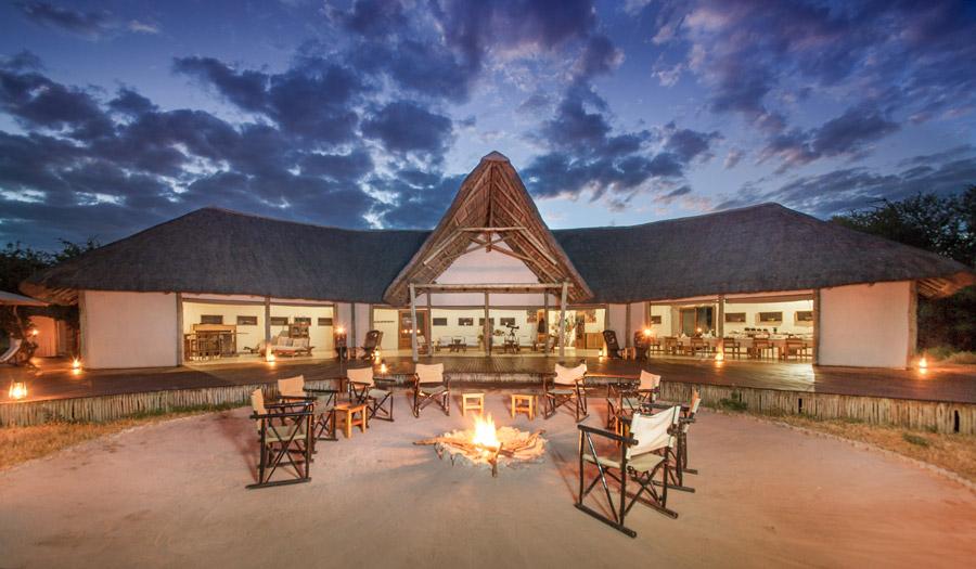 Nxai Pan Camp Holiday Accommodation In Botswana Africa