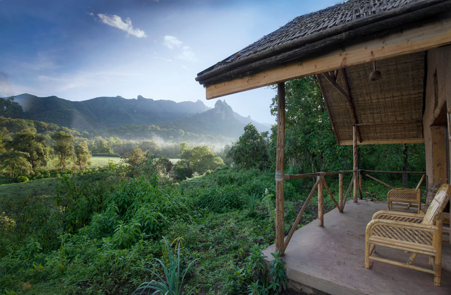 Bale Mountain Lodge Holiday Accommodation In Ethiopia