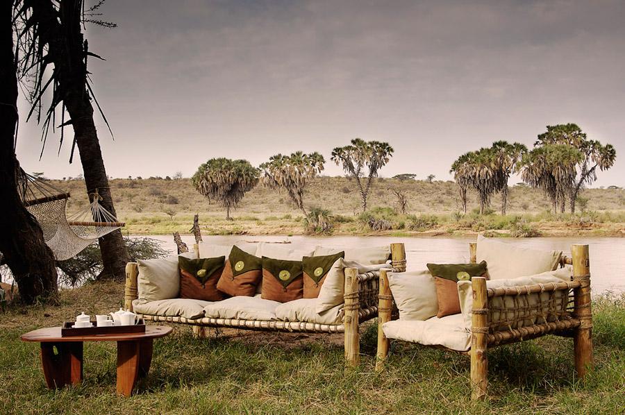 Elephant Bedroom Camp Holiday Accommodation In Kenya