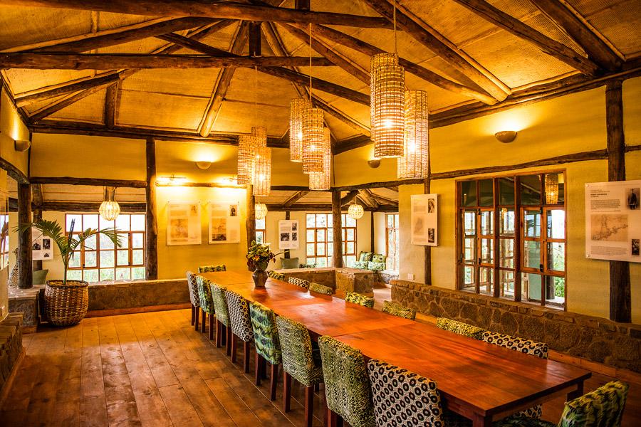Virunga Lodge Holiday Accommodation In Rwanda Africa