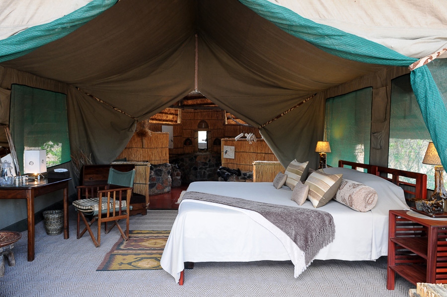 Mwagusi Safari Camp Holiday Accommodation In Tanzania