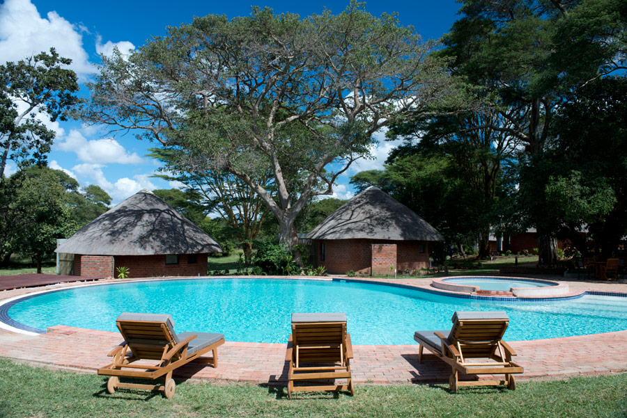 Lilayi Lodge Holiday Accommodation In Zambia Wildlife