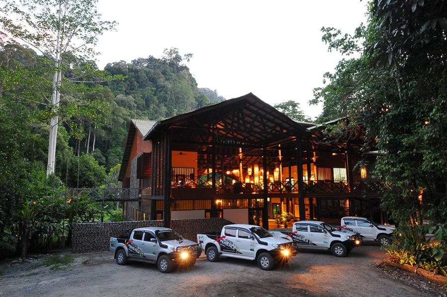 Borneo Rainforest Lodge Holiday Accommodation In Borneo