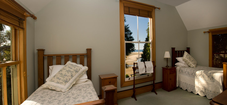 Meadowbank Homestead holiday accommodation in New Zealand