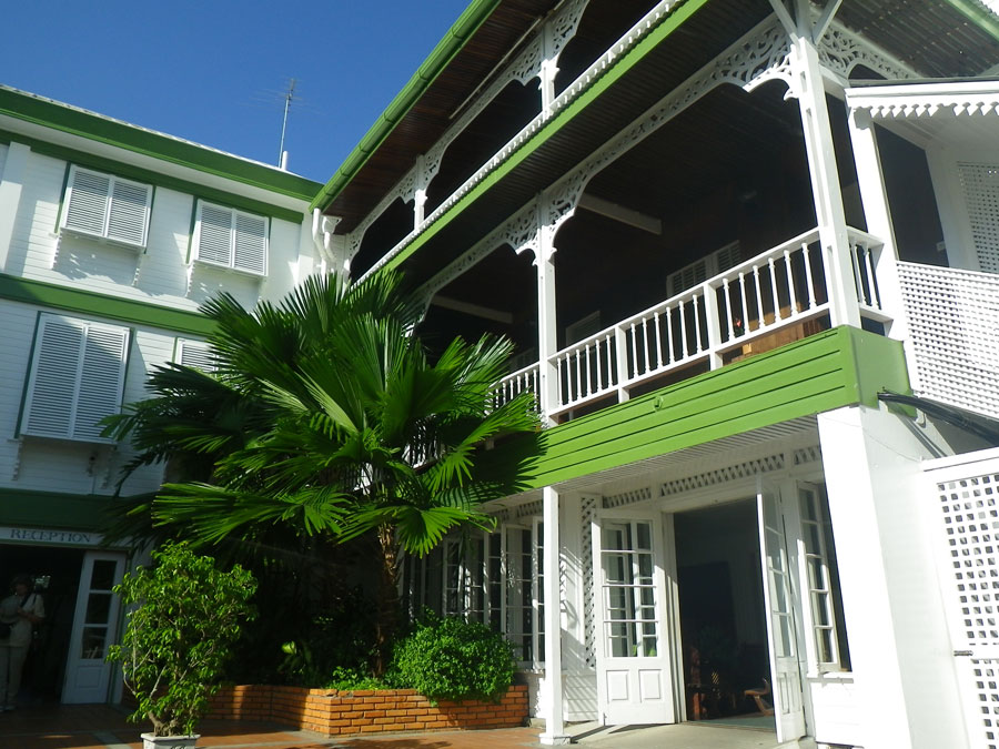Cara Lodge Holiday Accommodation In Guyana Latin America