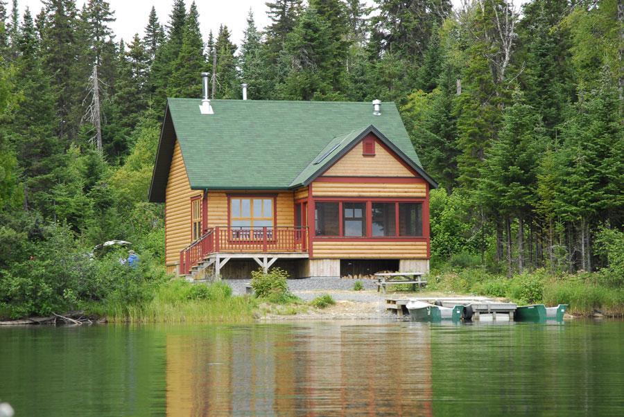 R Serve Faunique De Matane Cabin Holiday Accommodation In